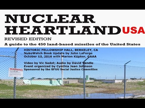 Nuclear Heartland USA - NukeWatch Book Update by John LaForge