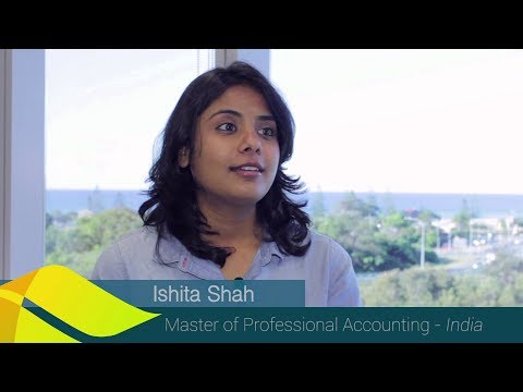 Studying accounting at Southern Cross University (Gold Coast) as an Indian student