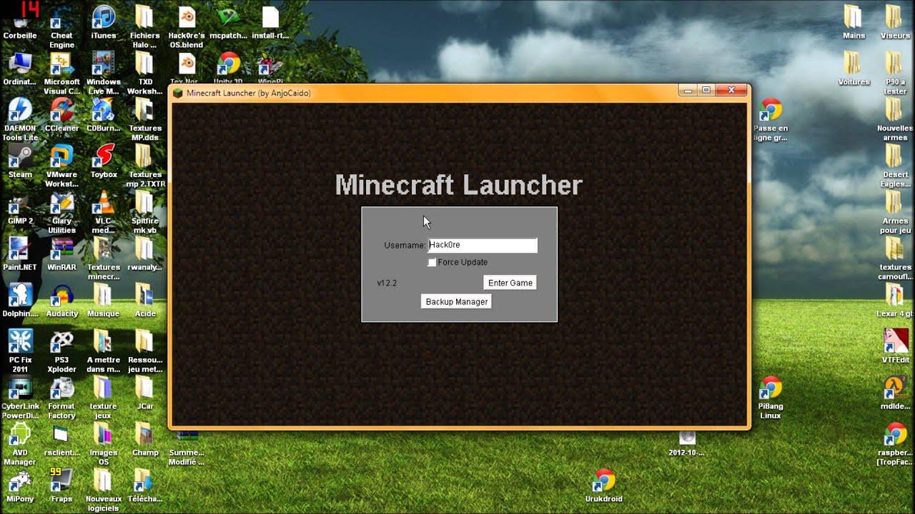 TUTO : Télécharger Minecraft Gratuitement V1.5.2
