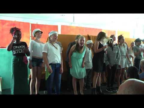 Musical groep 8, 13-07-2017 Big Boat (deel 1)