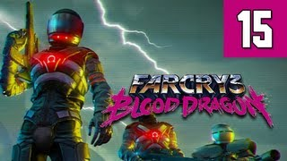 Far Cry 3 Blood Dragon Gameplay Walkthrough - Part 15 Hang Glider Ultra PC DLC Let's Play