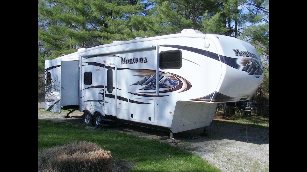 Sierra Travel Trailers For Sale