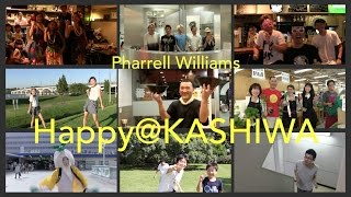 Happy@KASHIWA