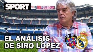 ¡LAS AYUDAS DEL VAR SE LAS PUEDEN AHORRAR! | SIRO LÓPEZ ANALIZA EL LEVANTE - REAL MADRID (1-2)