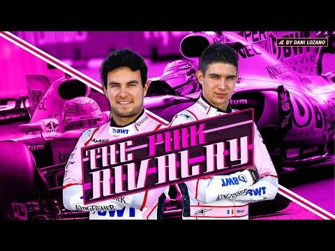 Perez & Ocon  | The Pink Rivalry