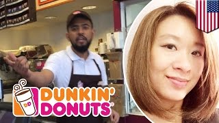 Racism in America: Dunkin' Donuts clerk mocks Chinese-American woman's accent in NY store - Tomo