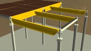 CC-4 Encofrado de Losa de Aluminio - ULMA Construction [es]