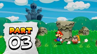 Paper Mario: The Thousand Year Door - Part 03 - Petalburg Problems