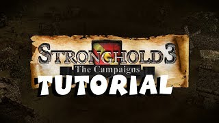 Stronghold 3: The Campaigns - iPad - HD (Tutorial) Gameplay Trailer