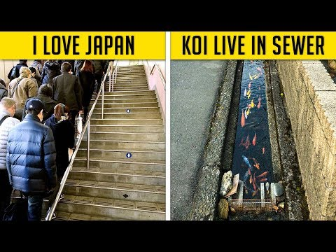 Photos That Prove Japan Is Different From The Rest Of The World