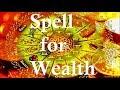 Ancient druid spell brings gold, wealth, prosperity