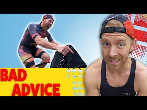 5 WORST pieces of advice ALL TRIATHLETES GET
