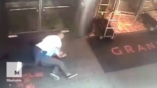 NYPD Releases Video of Ex-Tennis Star James Blake's Mistaken Arrest | Mashable News