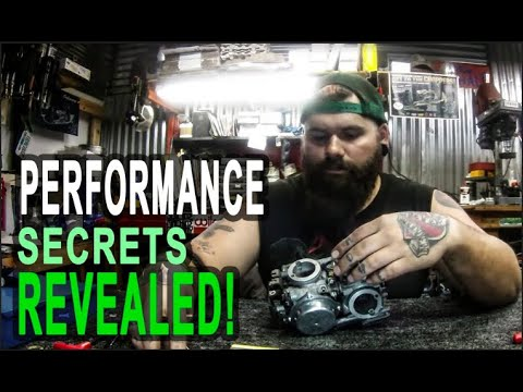 Honda Shadow Dual Carb Performance SECRETS - REVEALED!