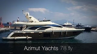 Azimut Yachts 78 fly | Barca a motore in vendita del Cantiere Azimut Yachts. Megayacht di lusso