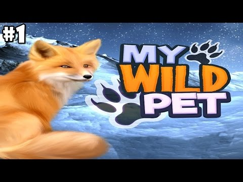 My Wild Pet - Online Animal Rescue 3D By Foxie Games - Android / iOS - Gameplay Part 1