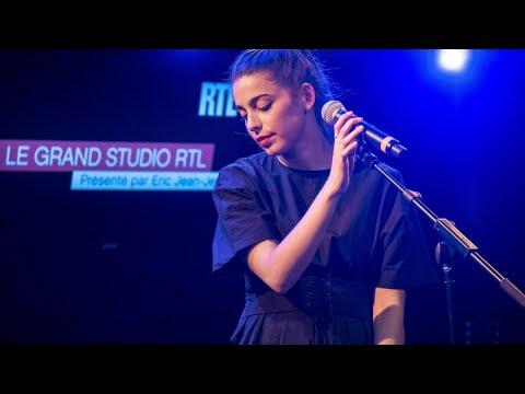Léa Paci - Adolescente pirate (Live) - Le Grand Studio RTL