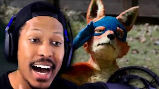 THIS is SWIPER?! | NEW DORA AND LOST CITY OF GOLD TRAILER [REACTION]