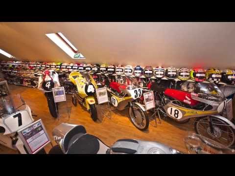 Oswestry Road Racing Museum  Phil Morris Racing