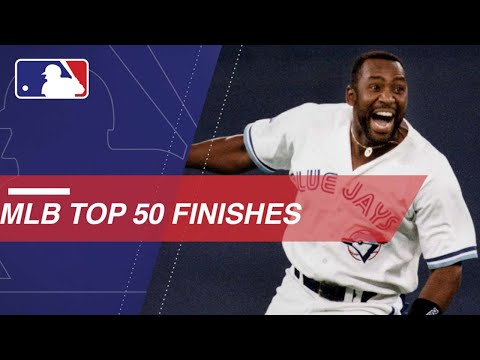 The Top 50 Finishes in MLB