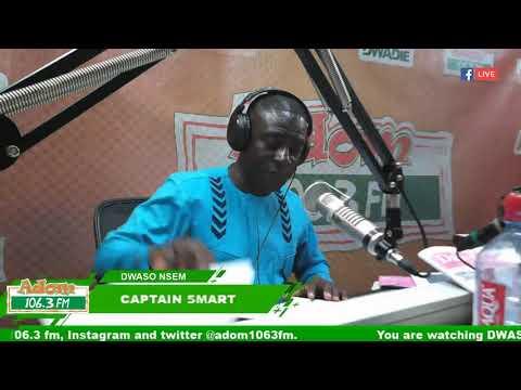 DWASO NSEM PANEL DISCUSSION on Adom FM (22-10-18)
