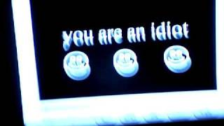 youareanidiot.org on wii