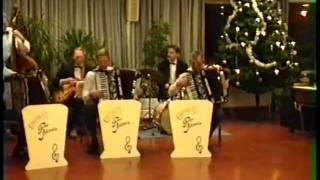 Ensemble Peter Schoute Toesette, Nicolette en De Nachttrein