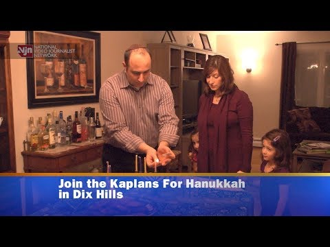 Hanukkah in Dix Hills: Join the Kaplans as they Celebrate the Holidays