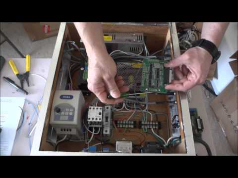 G0602 Project Part 8 Electronics Control wiring