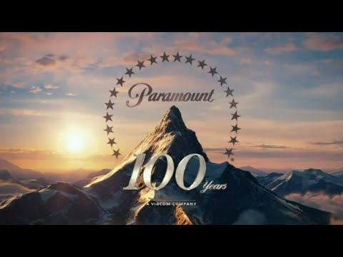 Paramount 100 Years Logo with 2005 Fanfare
