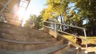Sunrise skateboards #3 parte 5 Sebastian Martinez - Rodrigo Moreno - Ricardo Navea