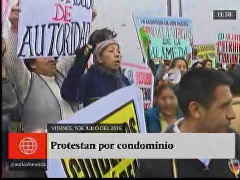 América Noticias: [TITULARES MEDIODIA 01/07/16]