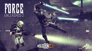 The Force Unleashed 2 - No to lecimy [HOLOCRON PLAY] 01