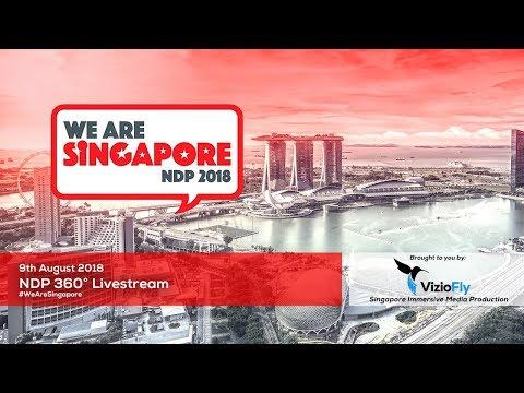 NDP 2018 VR360 Livestream