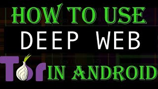 SURFING DARK WEB ⚠� HOW TO USE TOR BROWSER ON ANDROID? F...