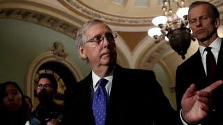 Mitch McConnell becomes longest-serving Senate GOP leader
