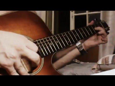 Fred Liel - Feat. - Jorge & Mateus - Curador de Lágrimas (Arranjo Violão Base/Solo - Cover)