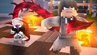 Minecraft TOKYO GHOUL A - NOVO GHOUL MAIS FORTE QUE KANEKI APARECE ! #31