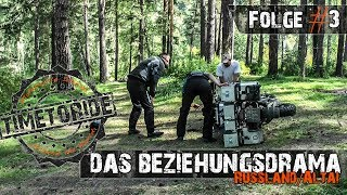 Folge #3 - Russland/Altai-Gebirge - Das Beziehungsdrama - Motorrad-Weltreise - TimetoRide.de