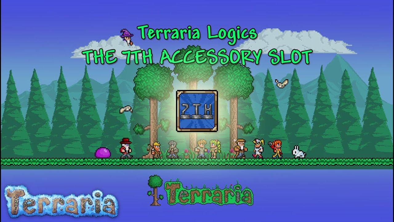 Terraria Extra Accessory Slots