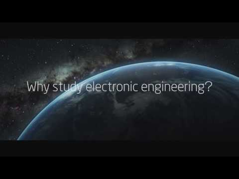 Why study Electronic Engineering?