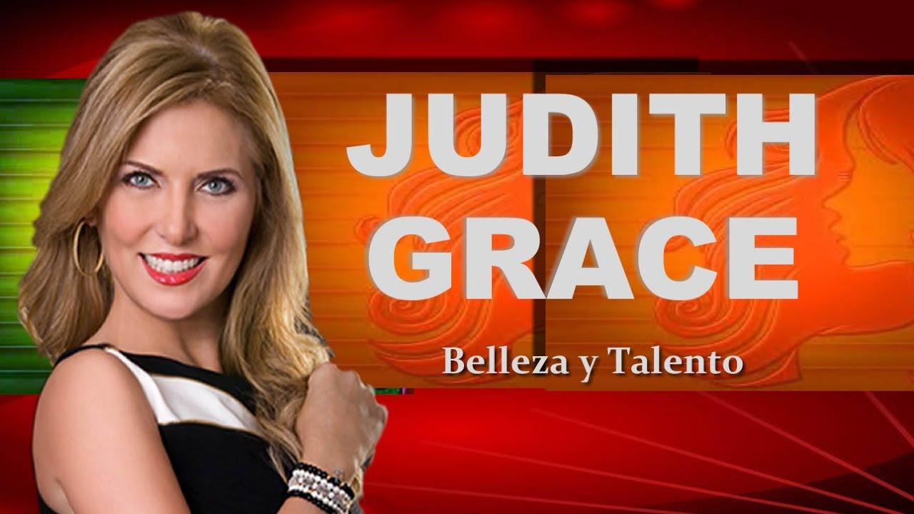 Judith Grace Gonzalez Talento Y Belleza En Casos De Familia Youtube