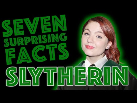 Seven SURPRISING Facts About SLYTHERIN