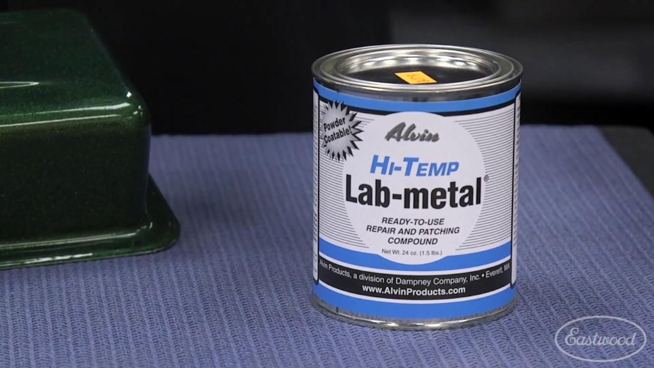 Metal Repair and Patching Compound Hi-Temp Lab-metal