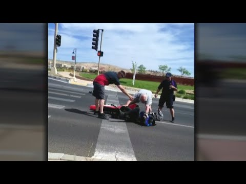Viral crosswalk fight: Witness speaks out, Rio Rancho PD investigates