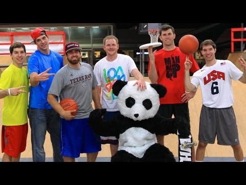 Epic Trick Shot Battle 2 | Dude Perfect