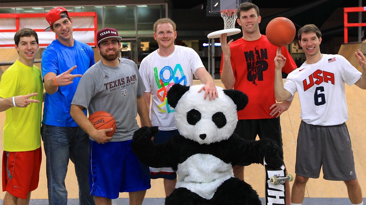 Epic Trick Shot Battle 2 | Dude Perfect by Dude Perfect