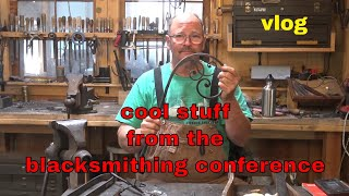 Back in the shop after the conference   summary   vlog