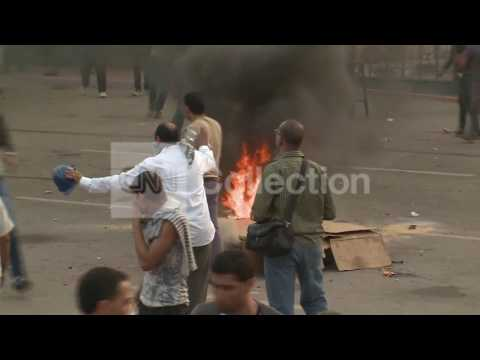 EGYPT:CLASHES BETWEEN COPTIC CHRISTIANS AND MUSLIMS