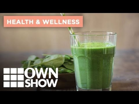 Superfood Smoothie How To | #OWNSHOW | Oprah Online